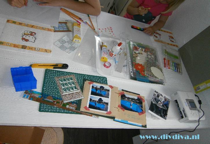 vakantie scrapbook 2