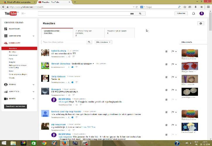 YouTube kanaal DiyDiva