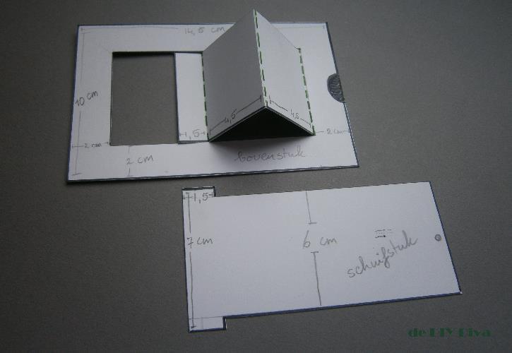 tutorial schuifkaart diydiva