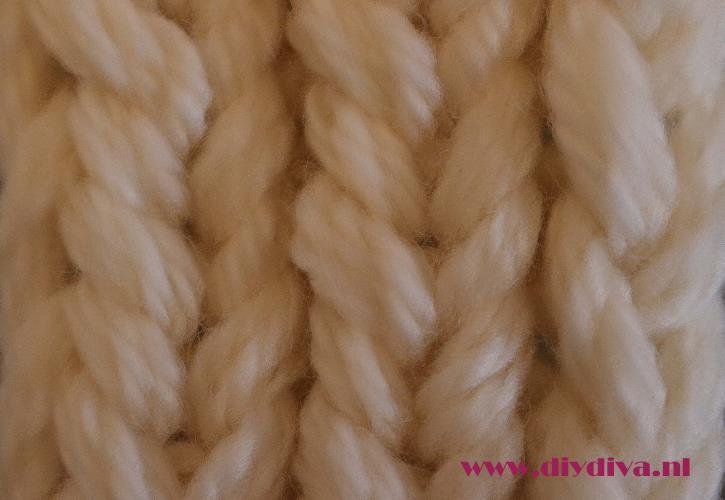 dikke wol maken diydiva