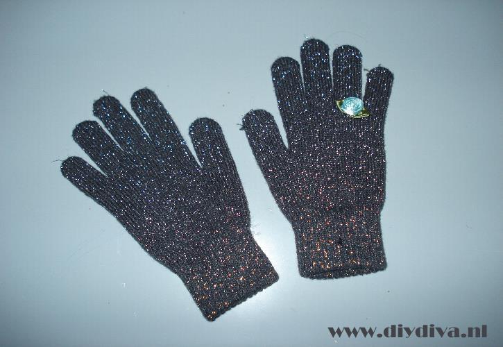 handschoenen winterbruiloft diydiva