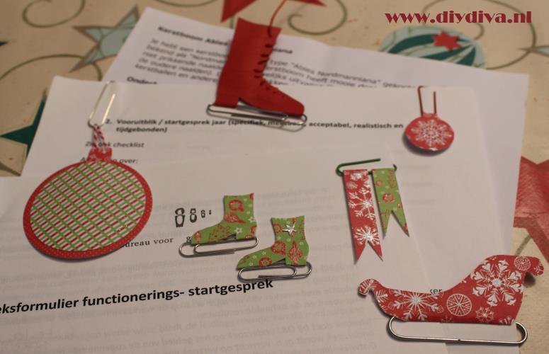 paperclips kerstknutsel 4