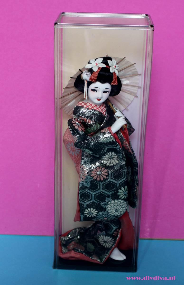 geisha doll diydiva