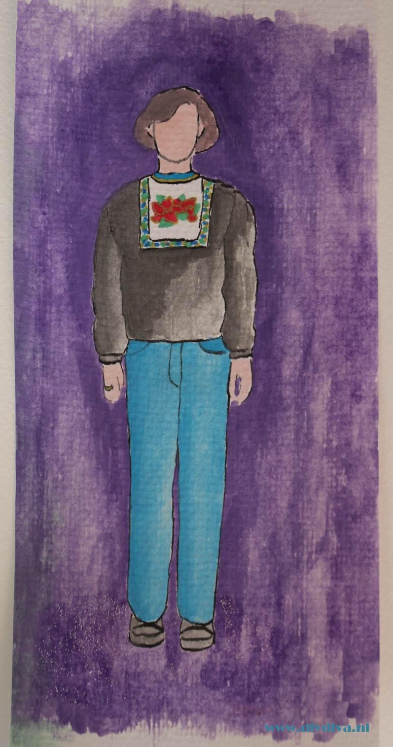 volendam kraplap sweater diydiva